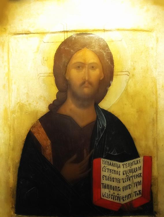 Спас Вседержитель. XVI век